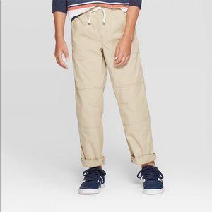 NWT Cat & Jack boys drawstring pants
